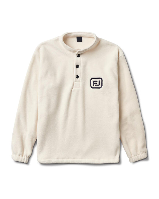 Hillside Pullover Cream
