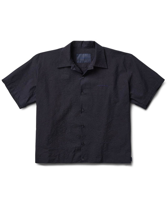 Heights Button Up Navy