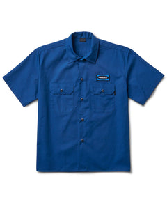 Workers Shirt Blue