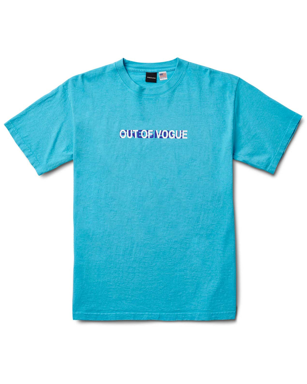 Out of Vogue 2 Tee Blue
