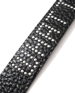 Wtfirgo Studs Belt Black