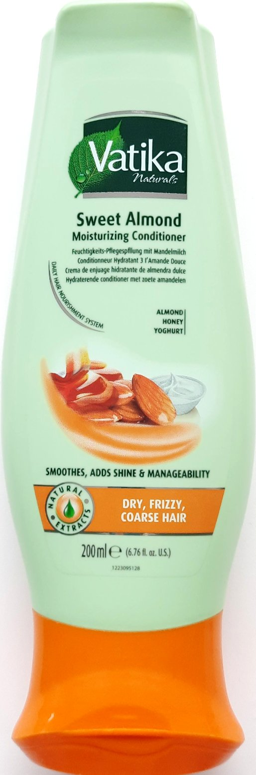Dabur Vatika Almond Conditioner 200 mL