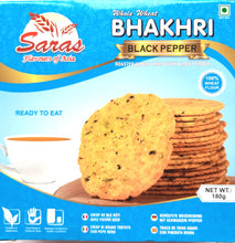 Load image into Gallery viewer, Saras Bhakhri Black pepper 180g