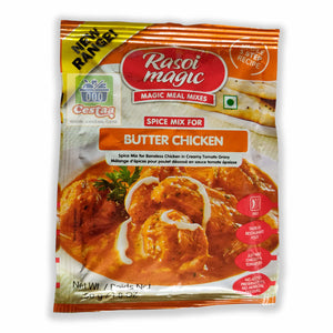 Butter Chicken Ready Mix by Rasoi Magic Cestaa Retail Ireland Online Grocery Store Dublin