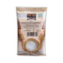 Load image into Gallery viewer, Natco Coconut Desiccated Fine 100g Cestaa Ireland Online Grocery Dublin