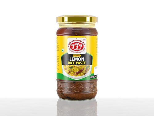 777 Instant Lemon Rice Paste 300g Cestaa Retail Ireland Online Grocery Store Dublin