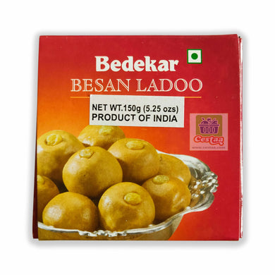 Bedekar Ready Besan Ladoo (Pack of 4) 150g Cestaa Retail Ireland Online Grocery Store Dublin
