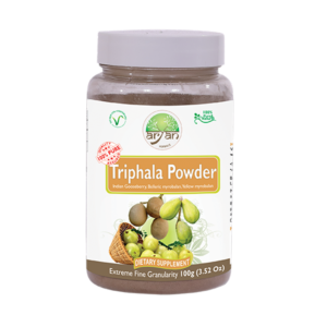 Aryan Triphala (Three Fruits) Powder 100g