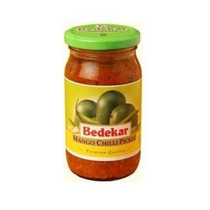 Bedekar Mango Chilli Pickle 400g