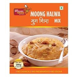 Deveshree Moong Halwa 200g Cestaa Ireland Online Grocery Dublin