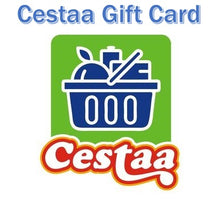 Load image into Gallery viewer, Cestaa Retail Gift Card