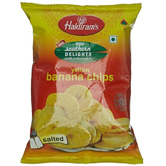 Haldiram Banana Chips Yellow 180g Cestaa Ireland