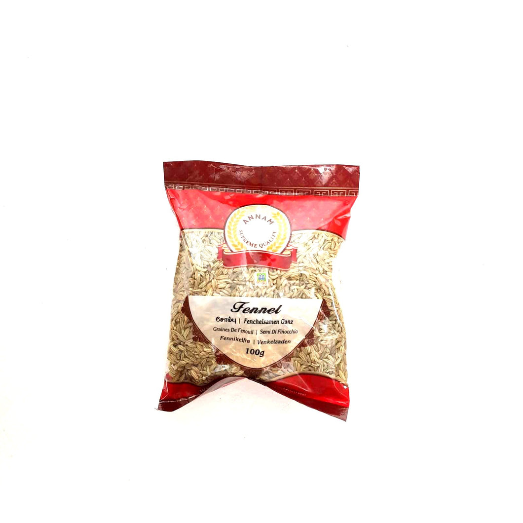 Annam Fennel Seeds 100g