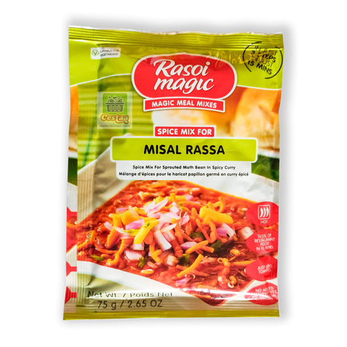 Rasoi Magic Misal Rassa Cestaa Retail Ireland Grocery store Dublin