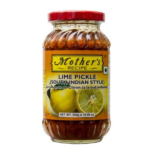 Mother's Recipe Lime Pickle 300g