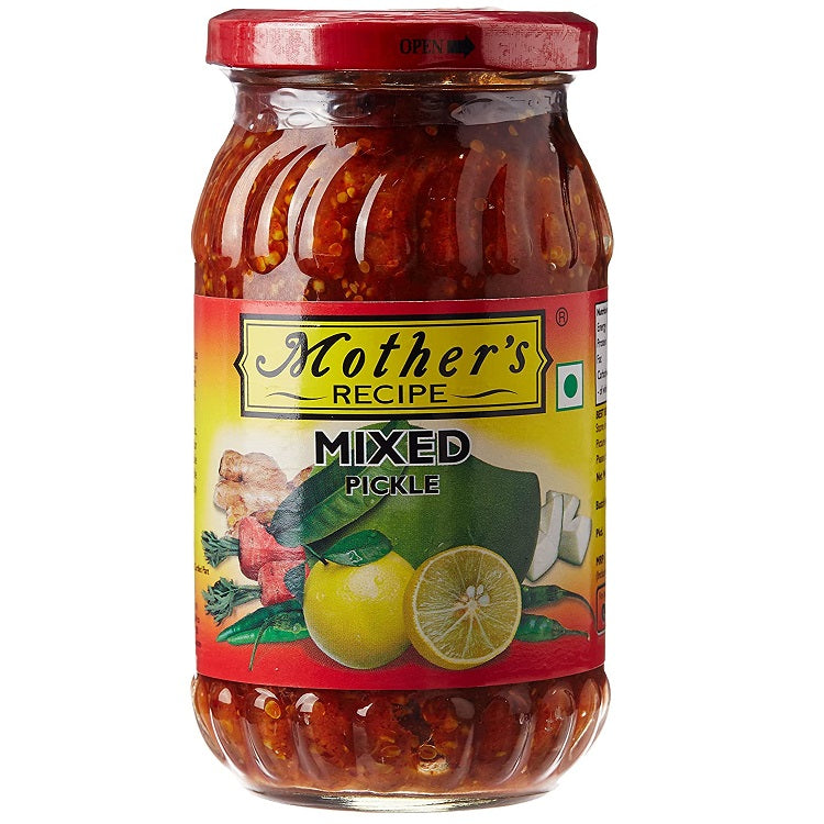 Mother's Recipe Mixed Pickle 500g