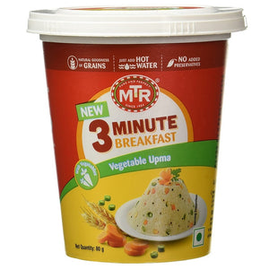 MTR Cuppa Vegetable Upma 80g