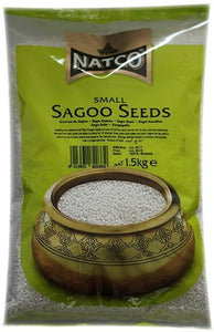 Natco Sago Seeds Small 1.5Kg