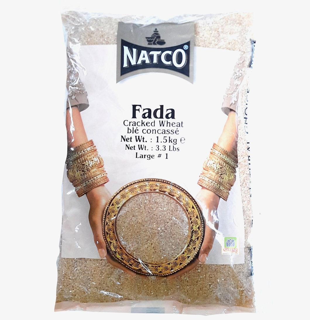 Natco Cracked  Wheat / Daliya 1.5Kg
