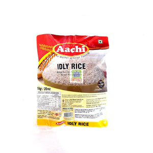 *** COMBO  OFFER *** Aachi Idly Rice 1Kg (B1G1  Half Price)