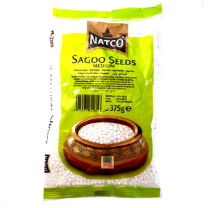Natco Sago Seeds Medium 375g