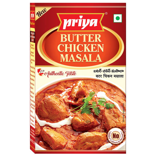 Priya Butter Chicken Masala Powder 50g Cestaa Ireland