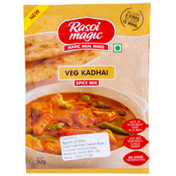 Rasoi Magic Veg Kadhai Mix 50g