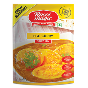 Rasoi Magic Egg Curry Spice Mix Cestaa Ireland Dublin Online Grocery