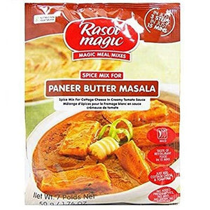 Rasoi Magic Paneer Butter Masala Mix 50g Cestaa Ireland Online Grocery Dublin