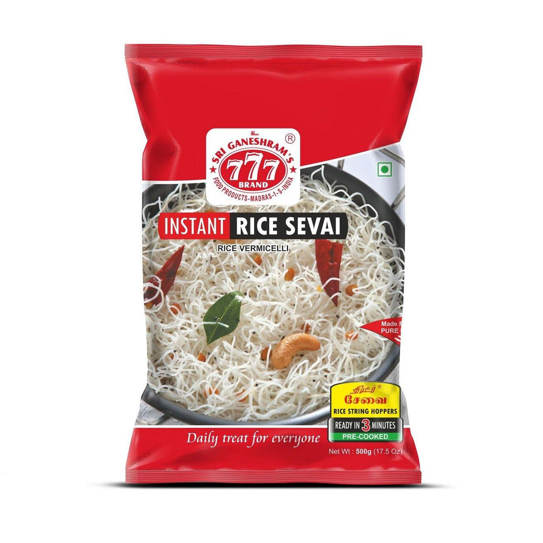 777 Rice String Hoppers 500g Cestaa Retail Ireland Online Grocery Store Dublin