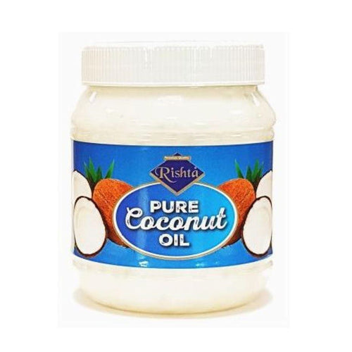 Enjoy healthy cooking with Rishta Pure Coconut Oil 1Lt Cestaa Ireland Dublin Grocery online