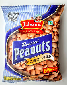 Jabsons Roasted Peanuts CLASSIC SALTED  160g