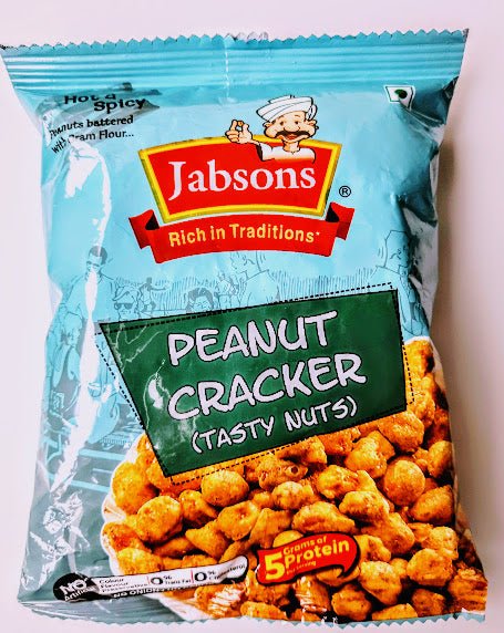 Jabsons Roasted PEANUT CRACKER 140g