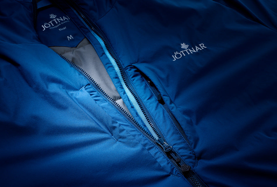 Thermolite® synthetic fill jacket