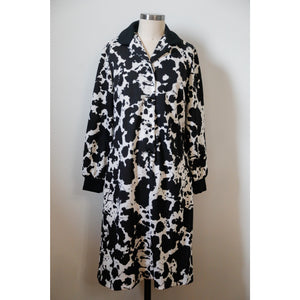 Bleecker Street Cow Paint Print Dress