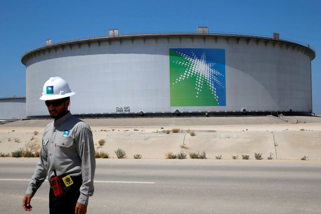 Aramco Plans Billion Dollar Tech Fund