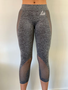Reveal Seamless Leggings - Grey