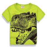 Cartoon Dinosaur T Shirt