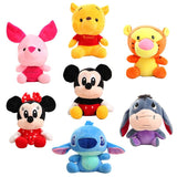 Disney Stuffed Plush Characters