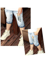 Elegant Jeans Denim Shorts