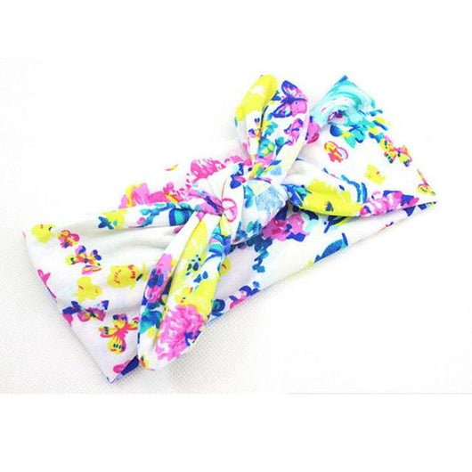 Hair Band - Bow Knot Baby Girl Hair Band