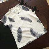 Short Sleeve Summer T-Shirts