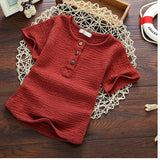 Toddler Comfortable Shirt