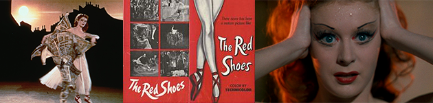 'Ruby Shoes Design' Myth and Fairytale