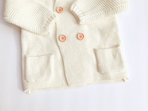 Teddy Knitted Cardigan