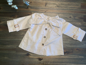 Girls Autumn Coat