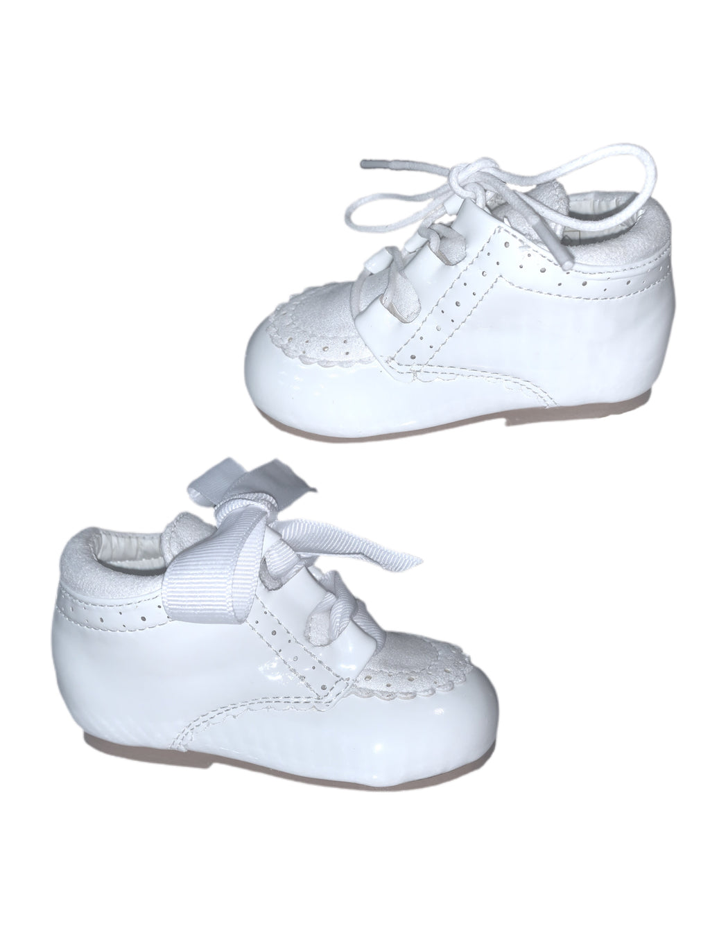 Unisex white shoes