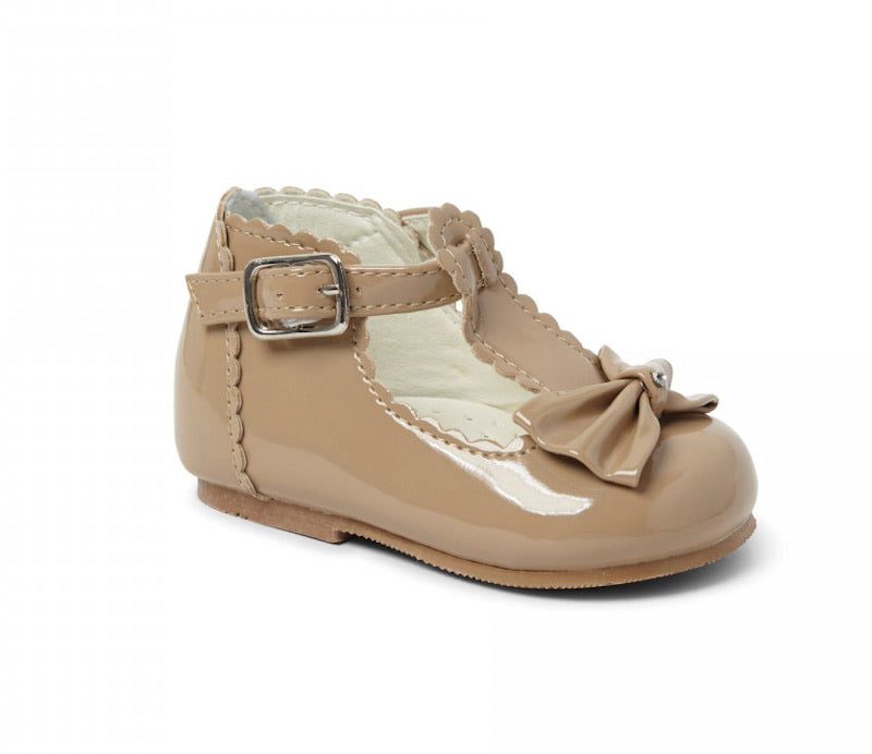 Sally Shoe Camel
