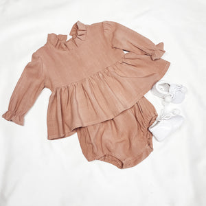 Mia Belle Girls Dress