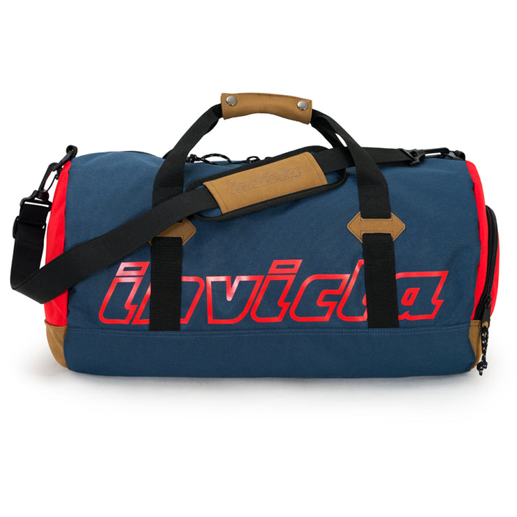 Duffle Bag Bf8 Orion Blue/Fiesta Red